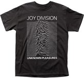 Impact Joy Division English Rock Band Music Group Unknown Pleasures Adult T-Shirt Tee