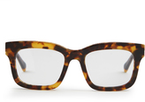 Stella McCartney Falabella D-frame acetate glasses