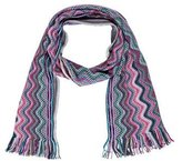 Missoni Striped Chevron Scarf