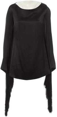 Giles Black Silk Dresses