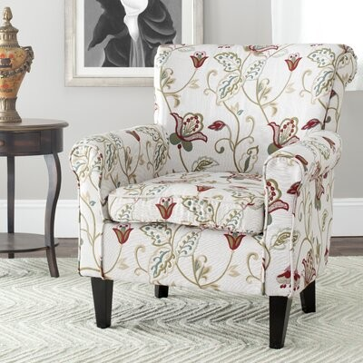 """Thumbnail for your product : Alcott Hill Montgomery 29.8"""" Wide Armchair"""