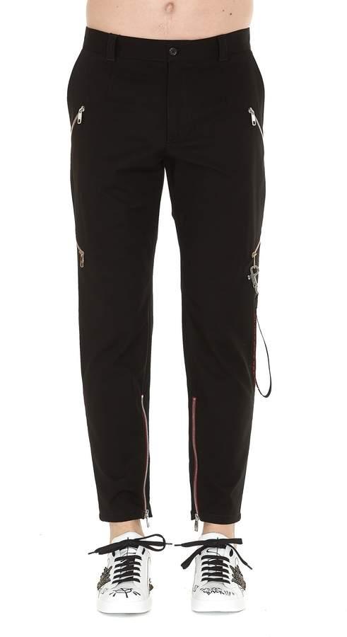 Dolce & Gabbana Stripe Trousers