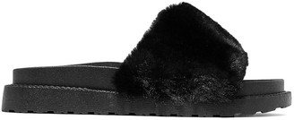 Sam Edelman Faux Fur Slides