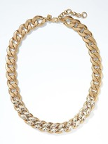 Banana Republic Crystal Link Necklace