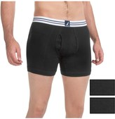Nautica Cotton Boxer Briefs - 3-Pack (For Men)