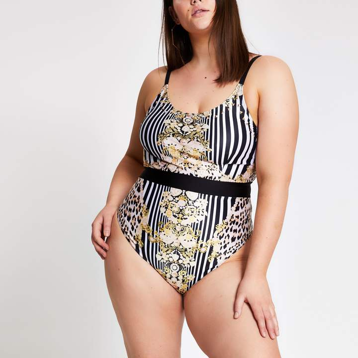 0869ae6471f5e River Island One Piece Swimsuits For Women - ShopStyle UK