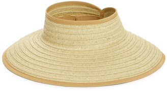 Nordstrom Packable Straw Visor