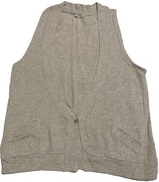 American Vintage Grey Cotton Knitwear