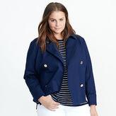 Ralph Lauren Woman Cropped Cotton Jacket