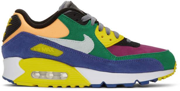 Multicolor Air Max 90 QS Viotech Sneakers