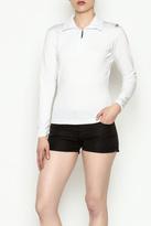 PROTOXTYPE Zippered Long Sleeve Top