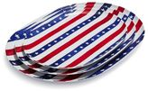 Sur La Table Stars and Stripes Melamine Platters, Set of 3
