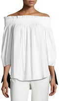 Caroline Constas Lou Off-the-Shoulder Top