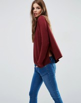Asos Ripple Stitch Sweater