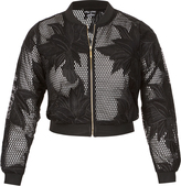 City Chic Floral Love Bomber