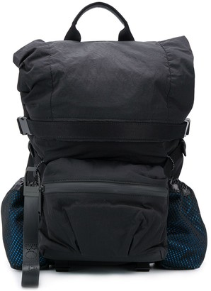 Bottega Veneta Cargo Pocket Backpack