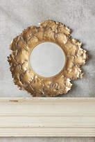 Anthropologie Autumn Leaf Mirror