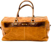 Long Weekend Leather Duffle