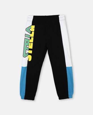 Stella McCartney Sport Color Block Sweatpants, Men's