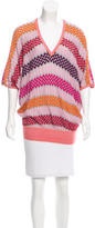 Missoni Patterned Wool Tunic