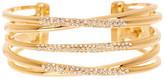 Botkier Crystal Cuff Bracelet
