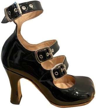 Vivienne Westwood Black Patent leather Heels