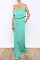 Bacio Sea Foam Jumpsuit