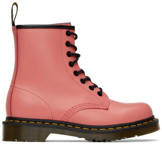 Dr. Martens Pink 1460 Boots