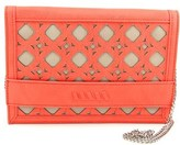 Danielle Nicole Nalani Clutch Women Synthetic Clutch.