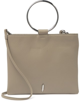 THACKER Le Pouch Leather Crossbody Bag
