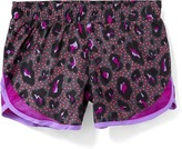 Old Navy Go-Dry Cool Dolphin-Hem Run Shorts for Girls
