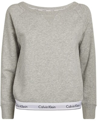 Calvin Klein Crew-Neck Sweatshirt