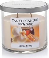 Yankee Candle simply home 10-oz. Vanilla Honey Soy Jar Candle