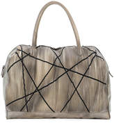 Numero 10 large textured tote bag