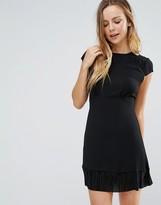 Wal G Cap Sleeve Bodycon Dress