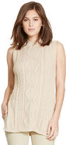 Polo Ralph Lauren Cable-Knit Sleeveless Tunic