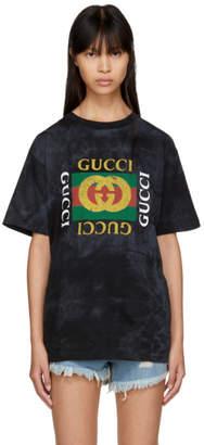 Gucci Black Loved Vintage T-Shirt