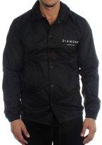 Diamond Supply Co. Men's Stonecut Coach's Jacket XL