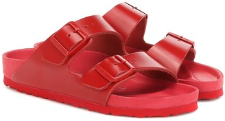 Birkenstock Valentino Garavani x VLTN leather sandals