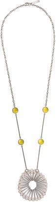 Marni Oversized Pendant Necklace