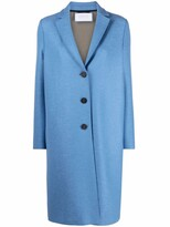 Thumbnail for your product : Harris Wharf London Single-Breasted Tailored Coat