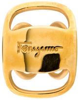 Salvatore Ferragamo Scarf Ring