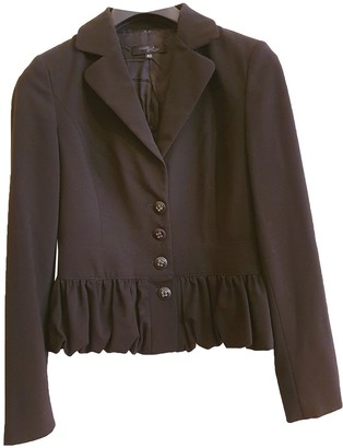 Mariella Rosati Black Jacket for Women