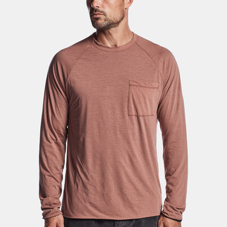 James Perse Double Layer Pocket Raglan
