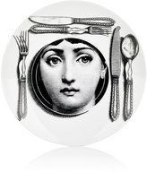 """Fornasetti Place Setting"""" Plate"""