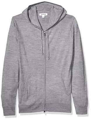 Goodthreads Merino Wool Fullzip Hoodie SweaterS
