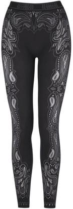 Wolford Om Paisley Lace Leggings