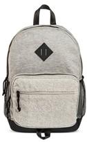 Mossimo Women's Jersey Backpack Handbag Gray