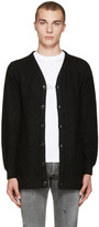 Visvim Black Selmer Long Cardigan