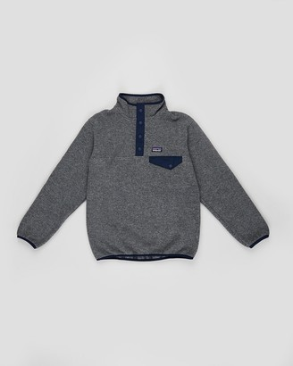 Patagonia Lightweight Synch Snap-T Pullover - Kids